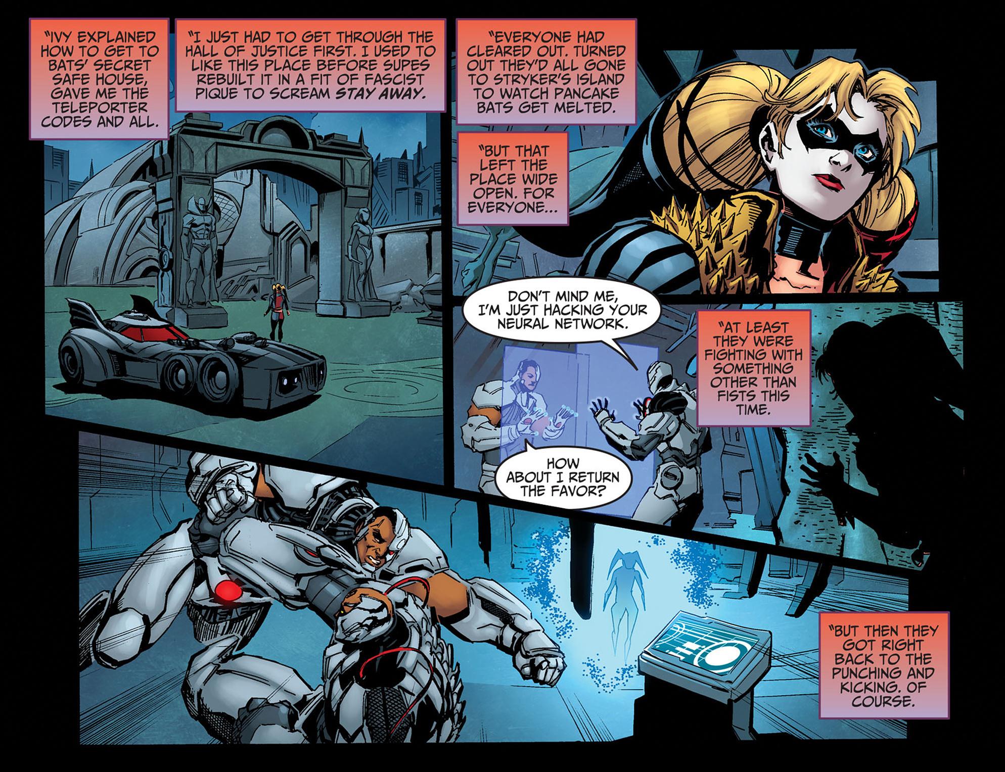 Read online Injustice: Ground Zero comic -  Issue #14 - 6