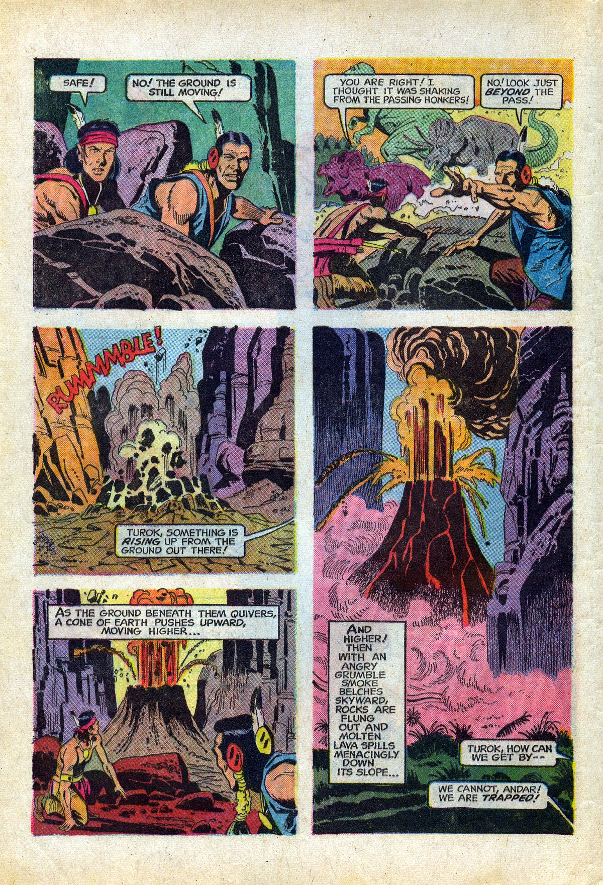 Read online Turok, Son of Stone comic -  Issue #66 - 8
