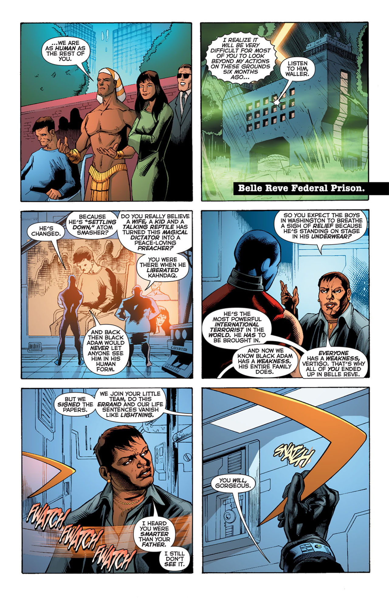 Read online 52 comic -  Issue #33 - 20