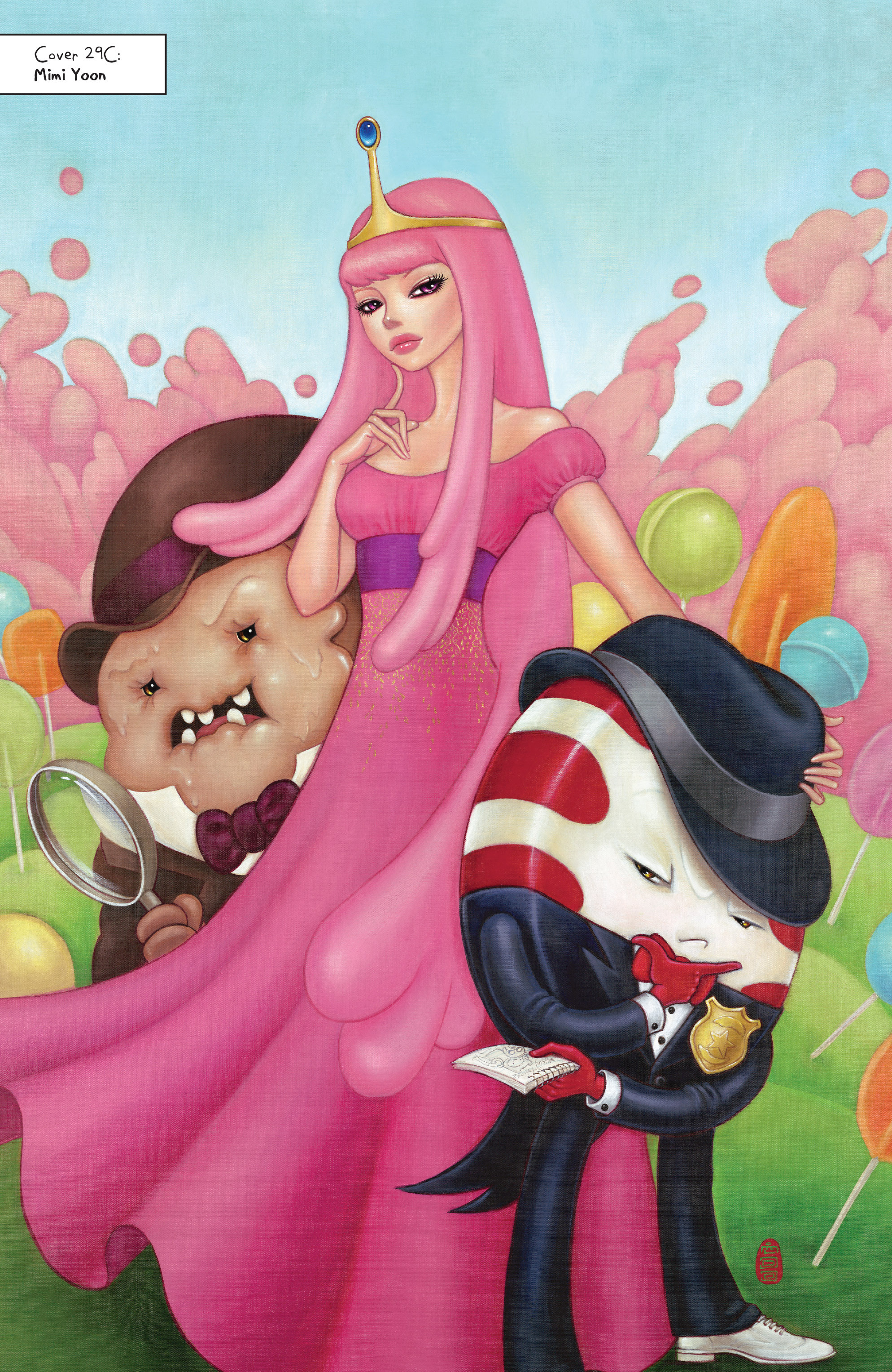 Read online Adventure Time comic -  Issue #Adventure Time _TPB 6 - 124