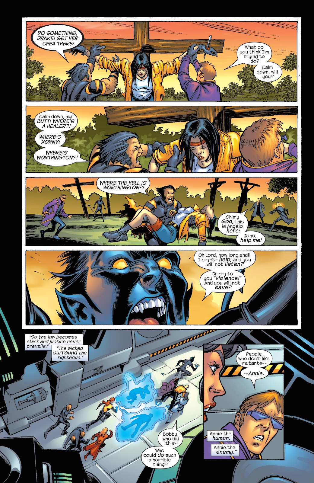Read online X-Men: Unstoppable comic -  Issue # TPB (Part 4) - 77