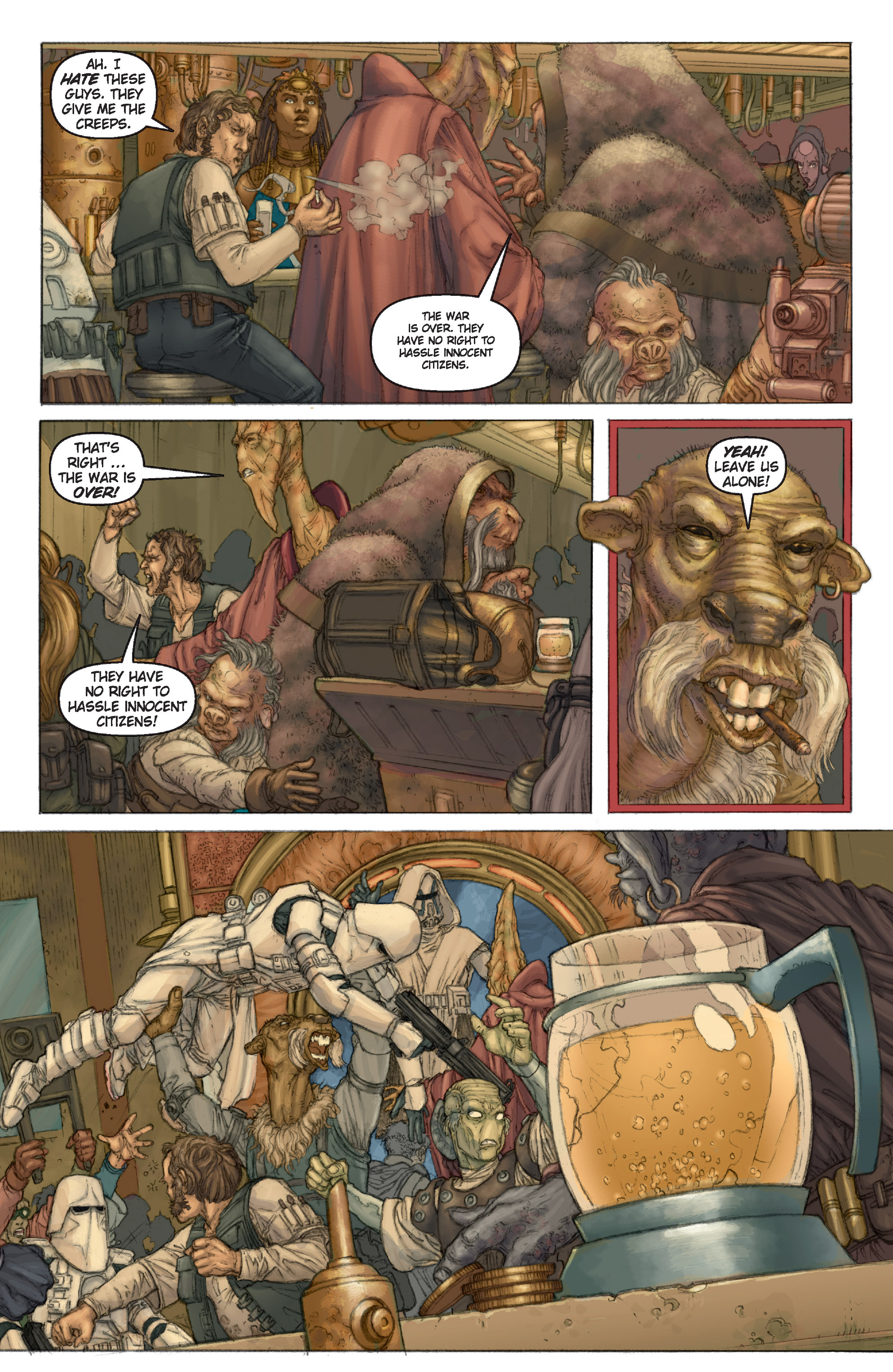 Read online Star Wars Omnibus comic -  Issue # Vol. 31 - 25