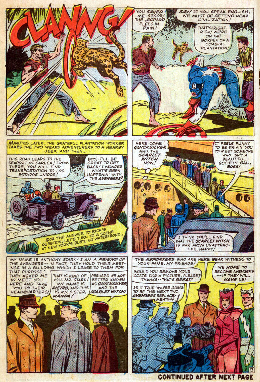 The Avengers (1963) 16 Page 17