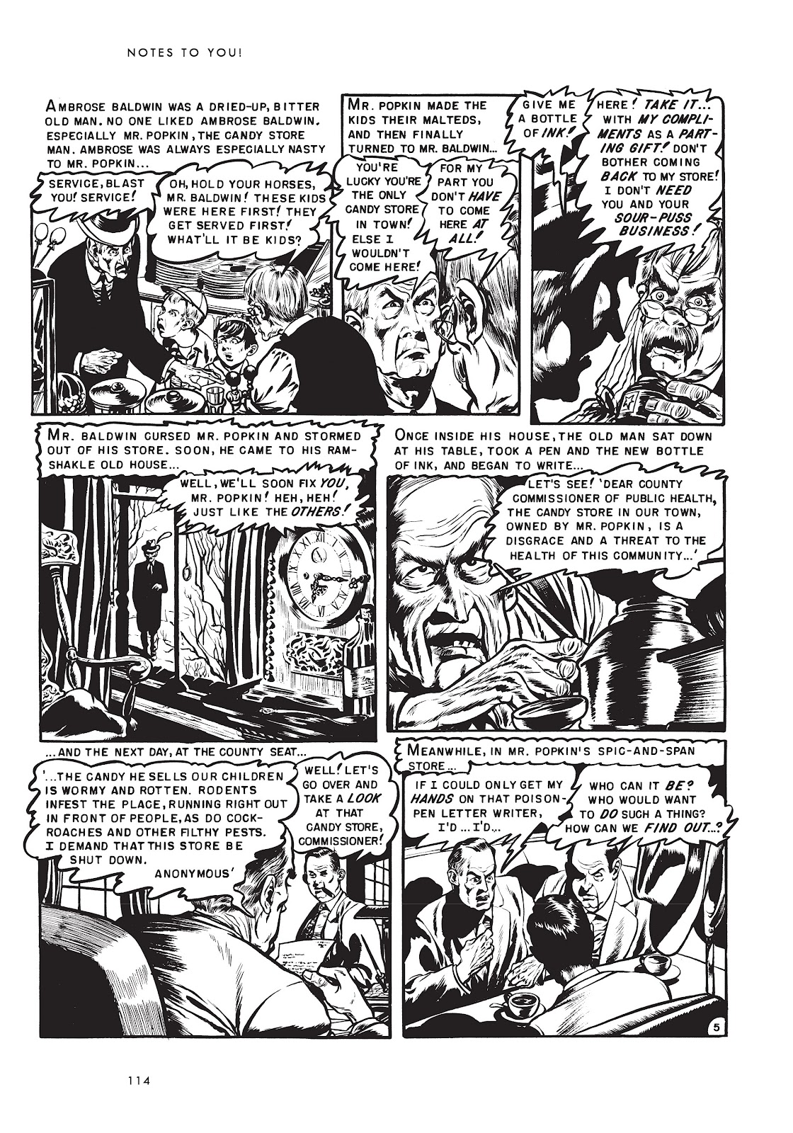Read online Sucker Bait and Other Stories comic -  Issue # TPB (Part 2) - 29