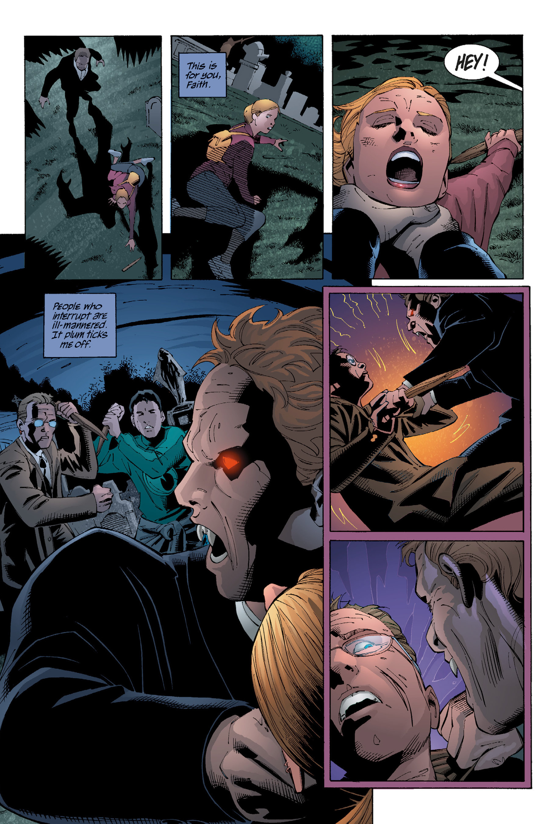 Read online Buffy the Vampire Slayer: Omnibus comic -  Issue # TPB 5 - 34