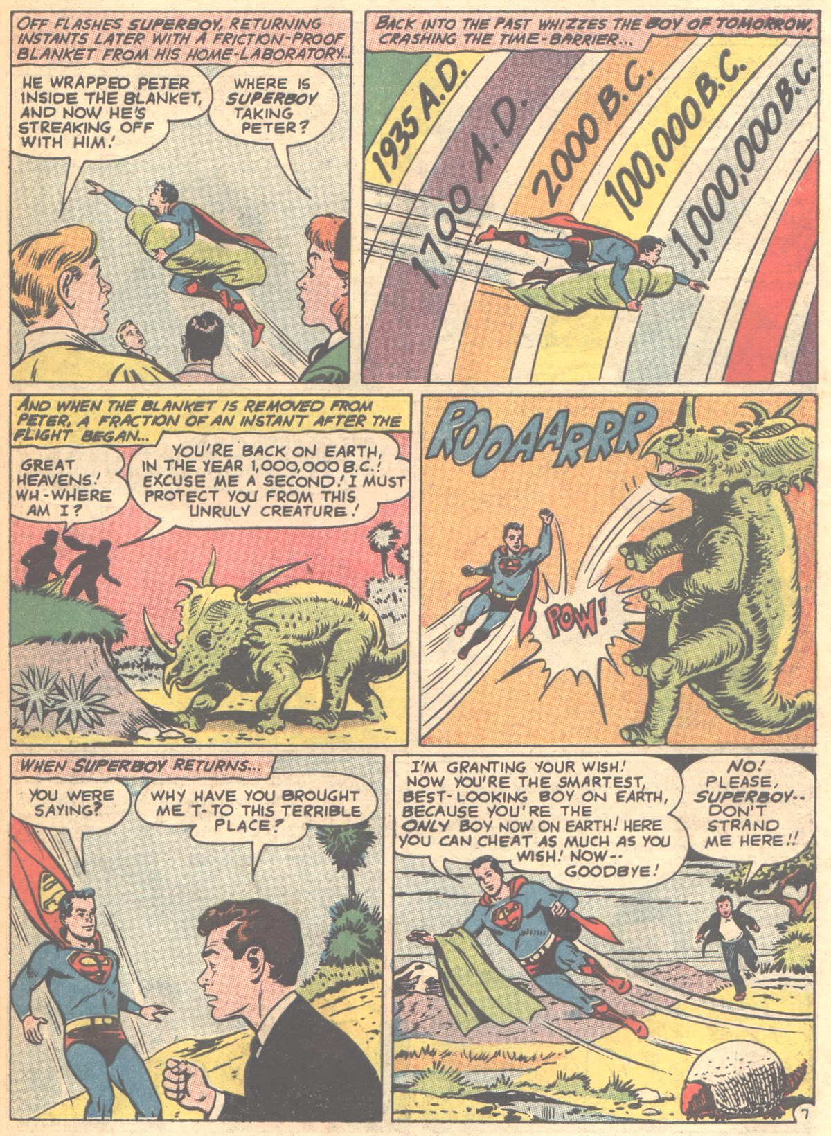 Read online Adventure Comics (1938) comic -  Issue #344 - 32