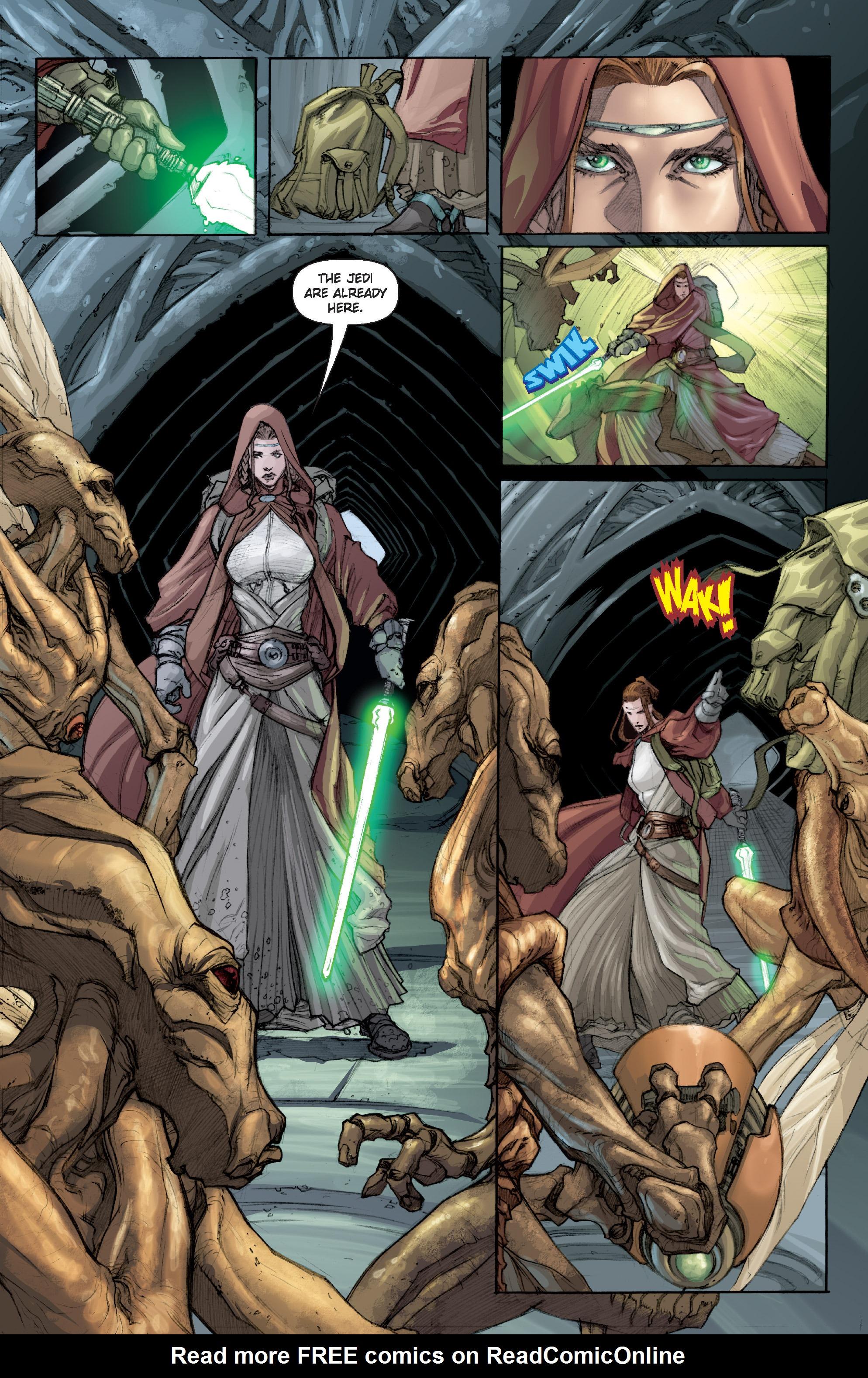 Read online Star Wars Omnibus comic -  Issue # Vol. 24 - 239