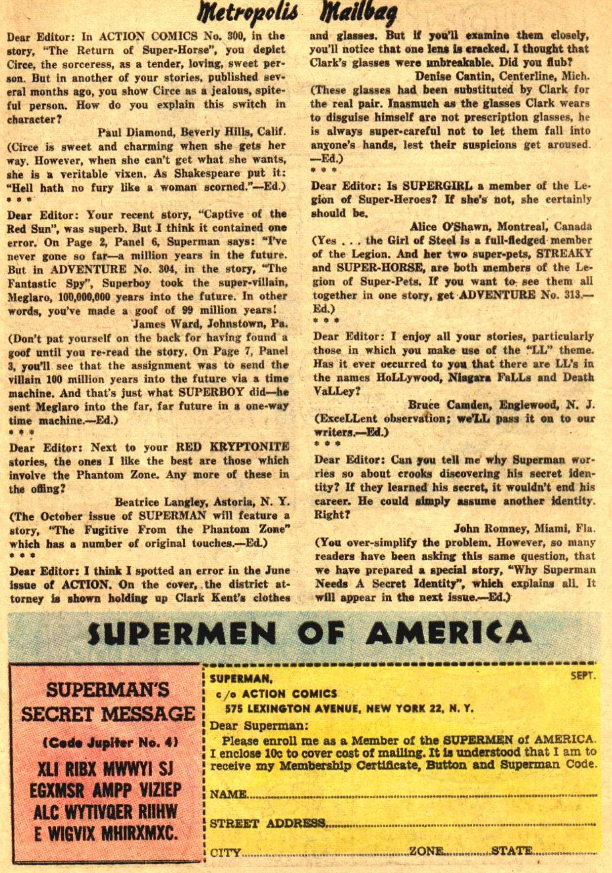 Read online Action Comics (1938) comic -  Issue #304 - 17