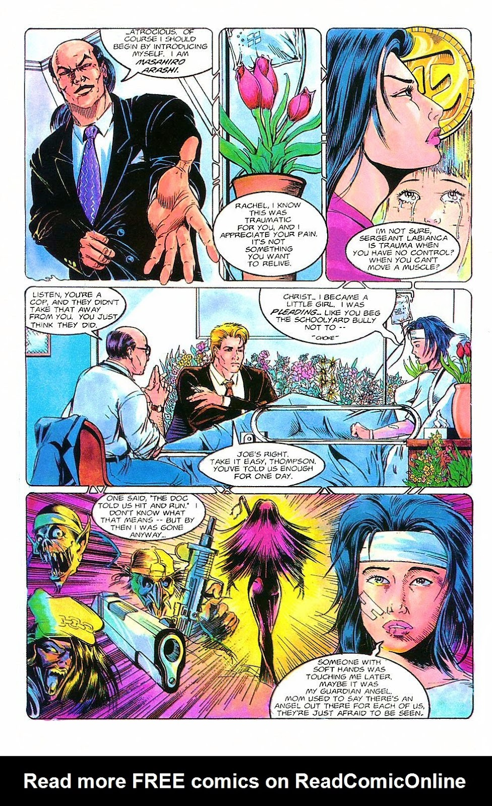 Shi: The Way of the Warrior Issue #2 #2 - English 13