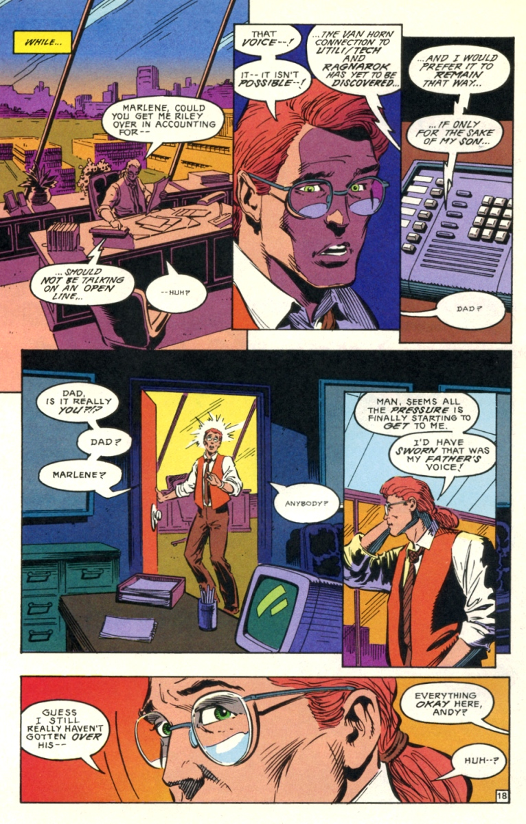 Read online Gunfire comic -  Issue #5 - 22