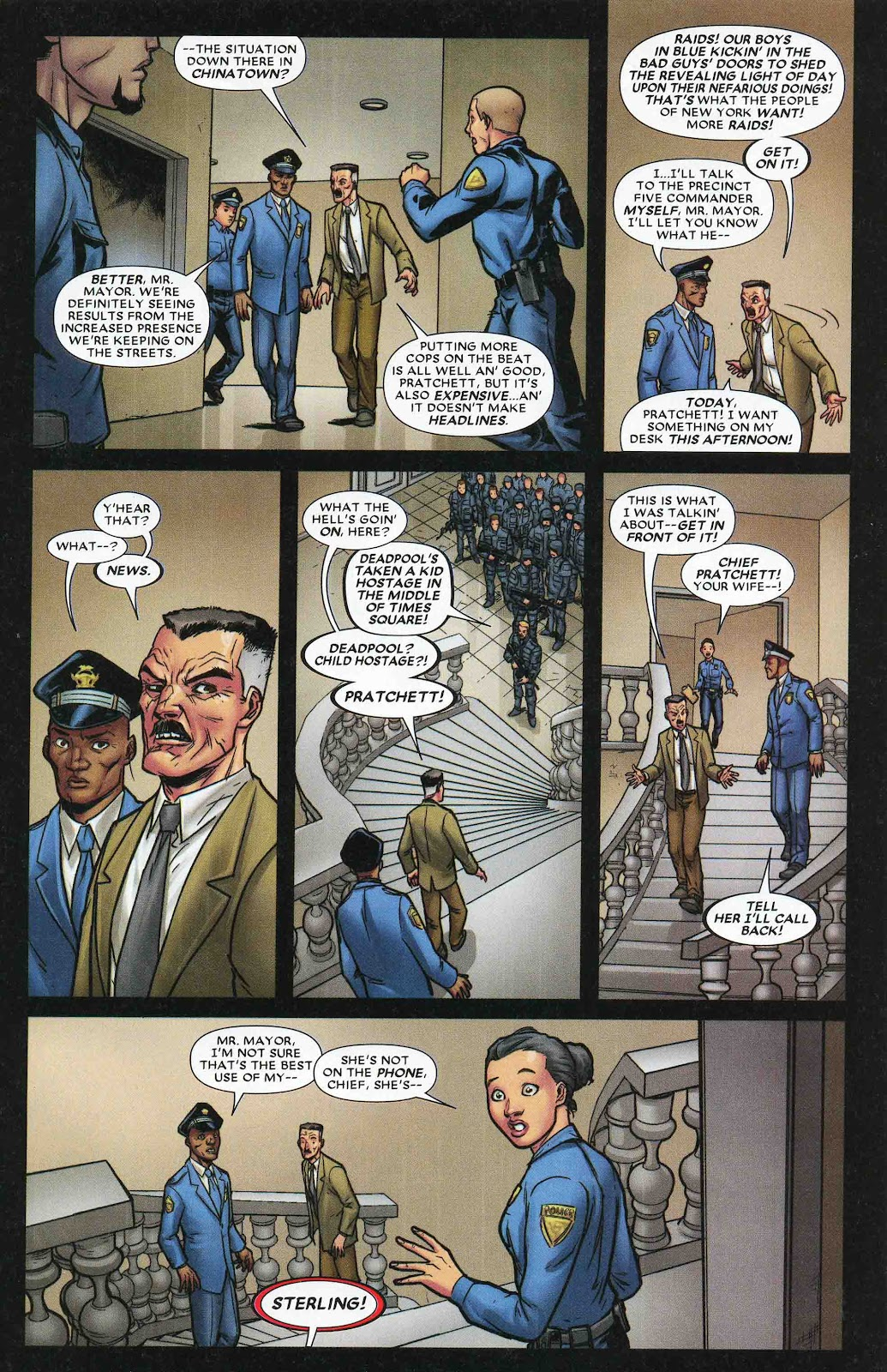 Read online Deadpool (2008) comic -  Issue #47 - 19