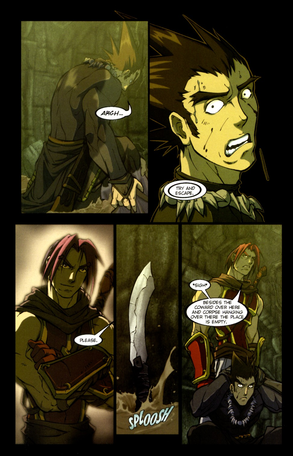 Read online Shidima comic -  Issue #3 - 20