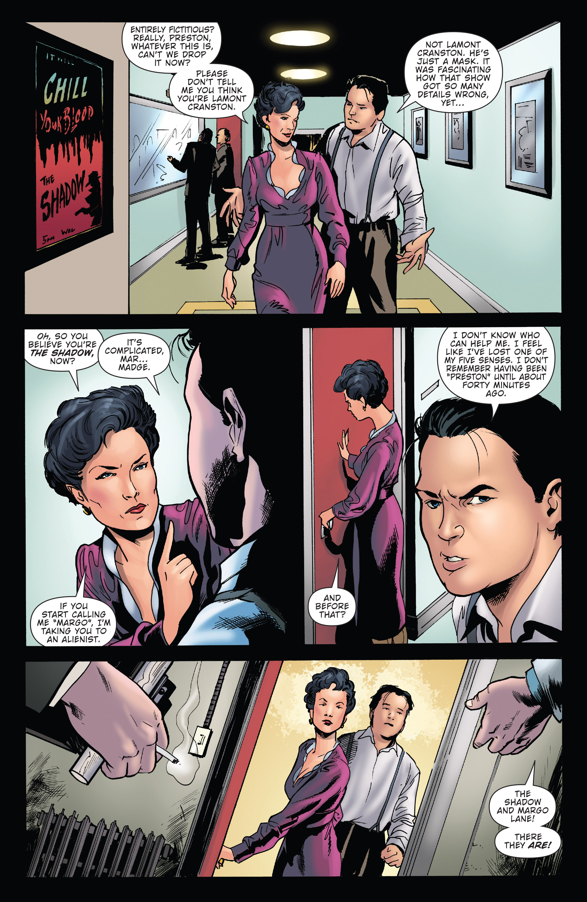 Read online Twilight Zone The Shadow comic -  Issue #2 - 8