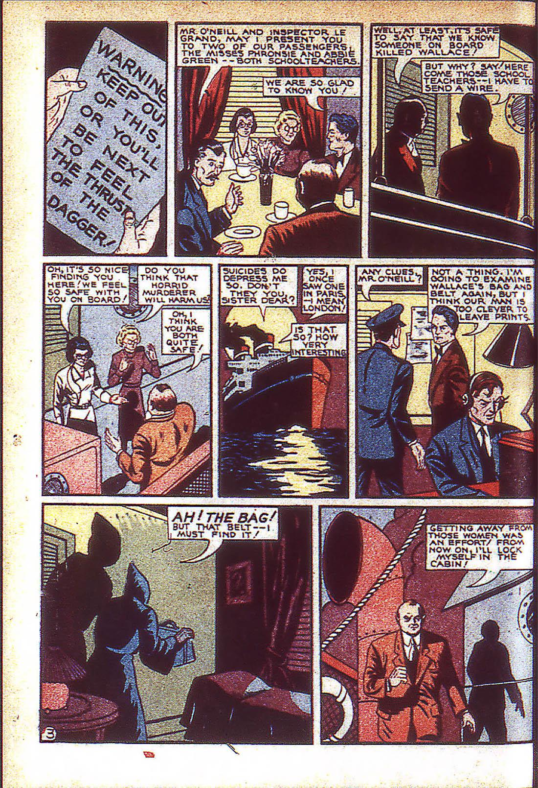 Read online Adventure Comics (1938) comic -  Issue #59 - 15