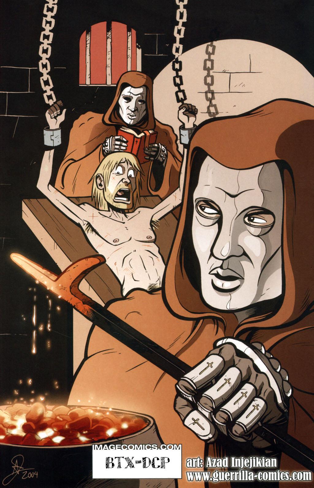 Read online Rex Mundi comic -  Issue #11 - 31