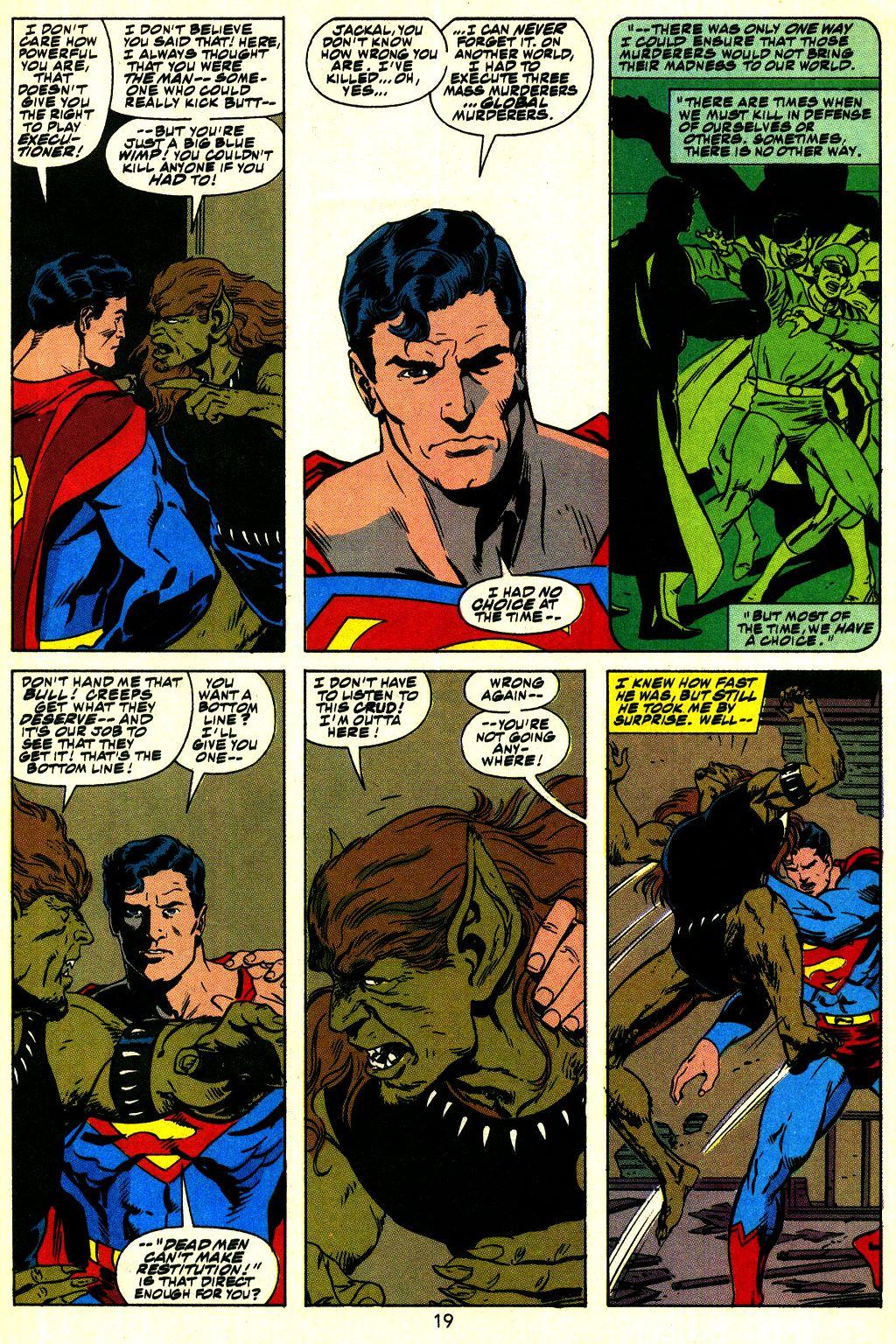 Action Comics (1938) 683 Page 19