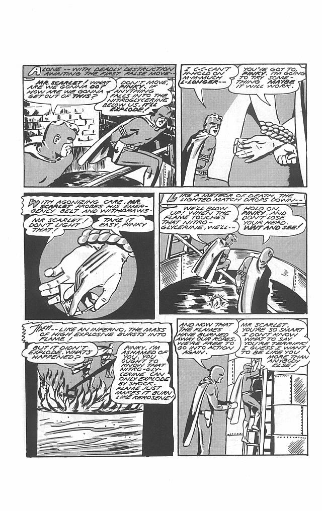 Read online Golden-Age Men of Mystery comic -  Issue #16 - 11
