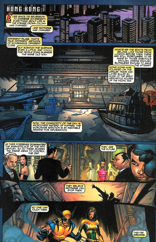 X-Men (1991) 104 Page 1