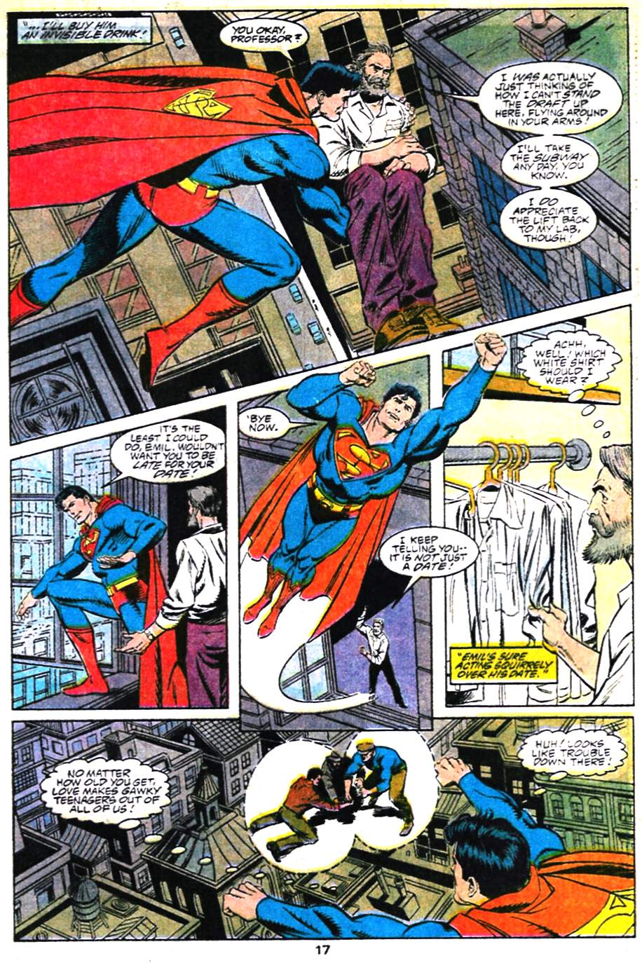 Adventures of Superman (1987) 483 Page 17
