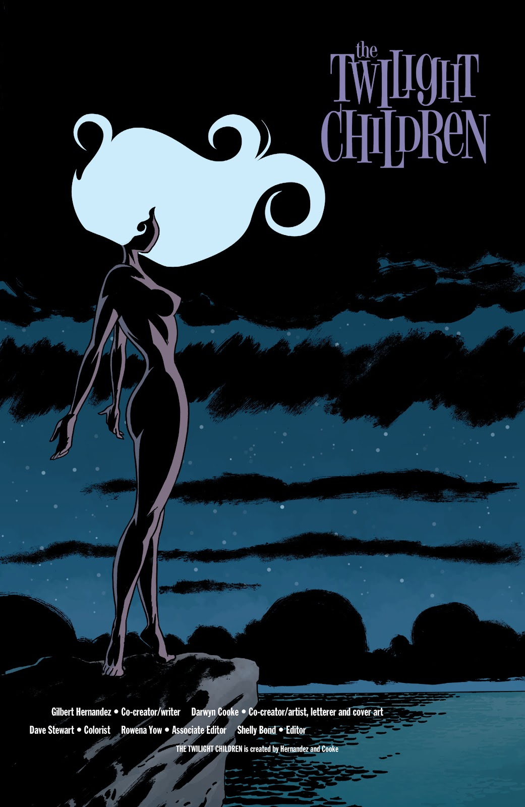 Read online The Twilight Children comic -  Issue #1 - 2