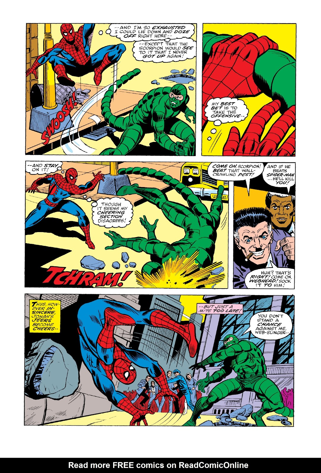 Read online Marvel Masterworks: The Spectacular Spider-Man comic -  Issue # TPB 2 (Part 2) - 14