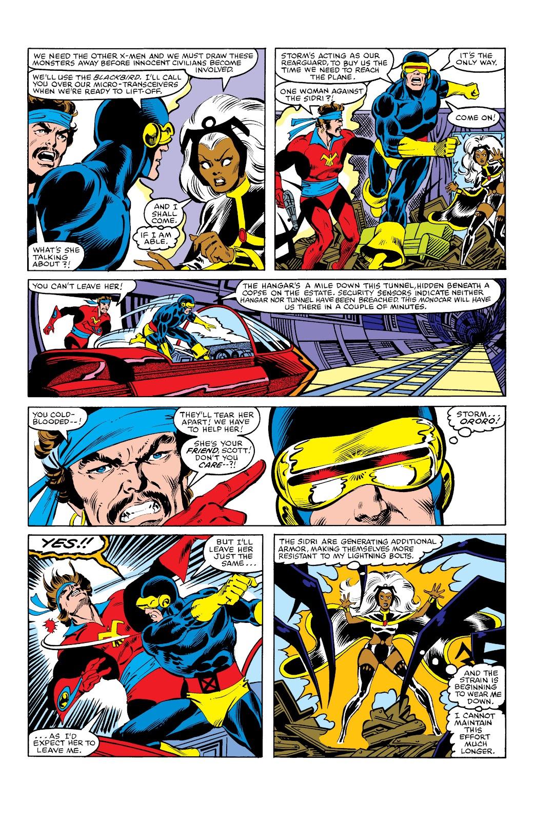 Uncanny X-Men (1963) issue 154 - Page 14