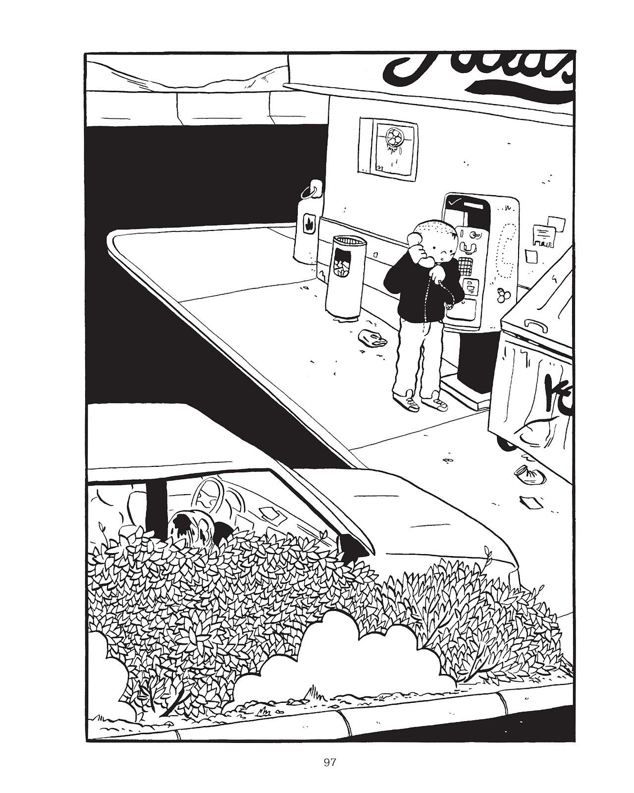 Read online Bastard comic -  Issue # TPB (Part 1) - 99