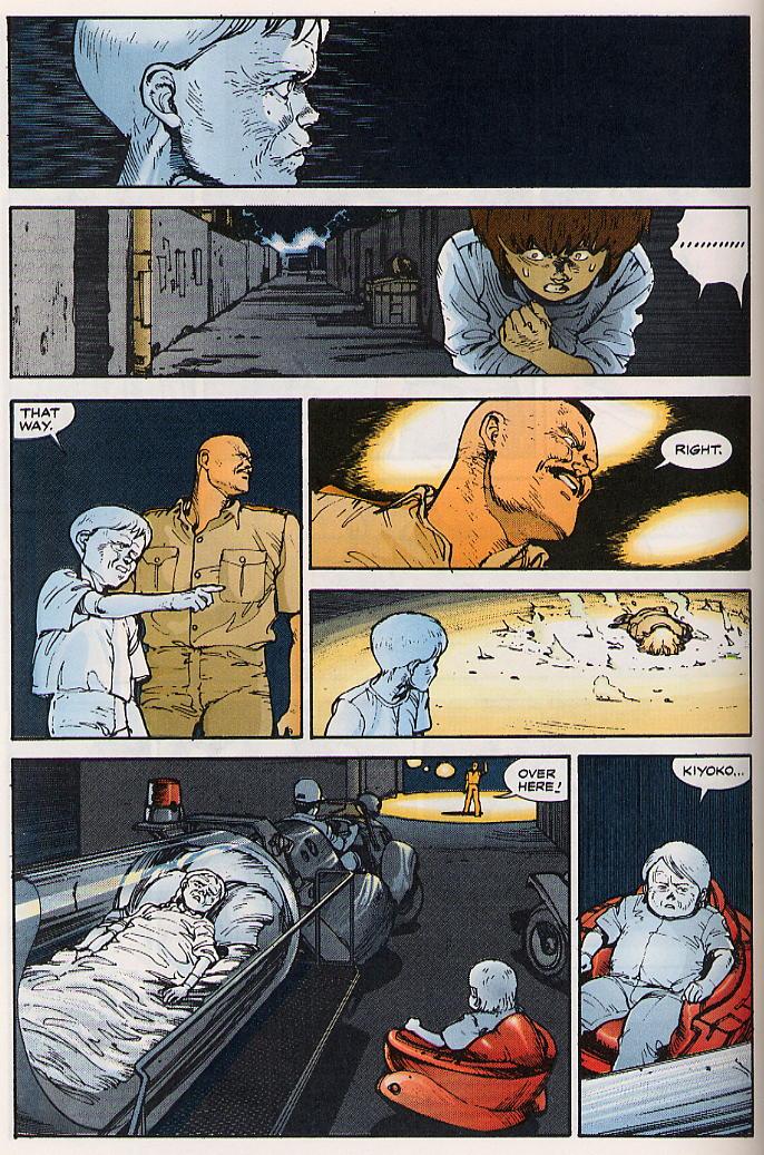 Read online Akira comic -  Issue #15 - 27