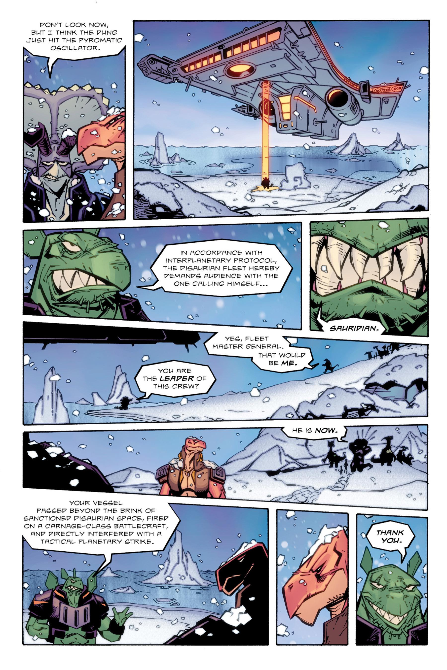 Read online Rexodus comic -  Issue # Full - 101