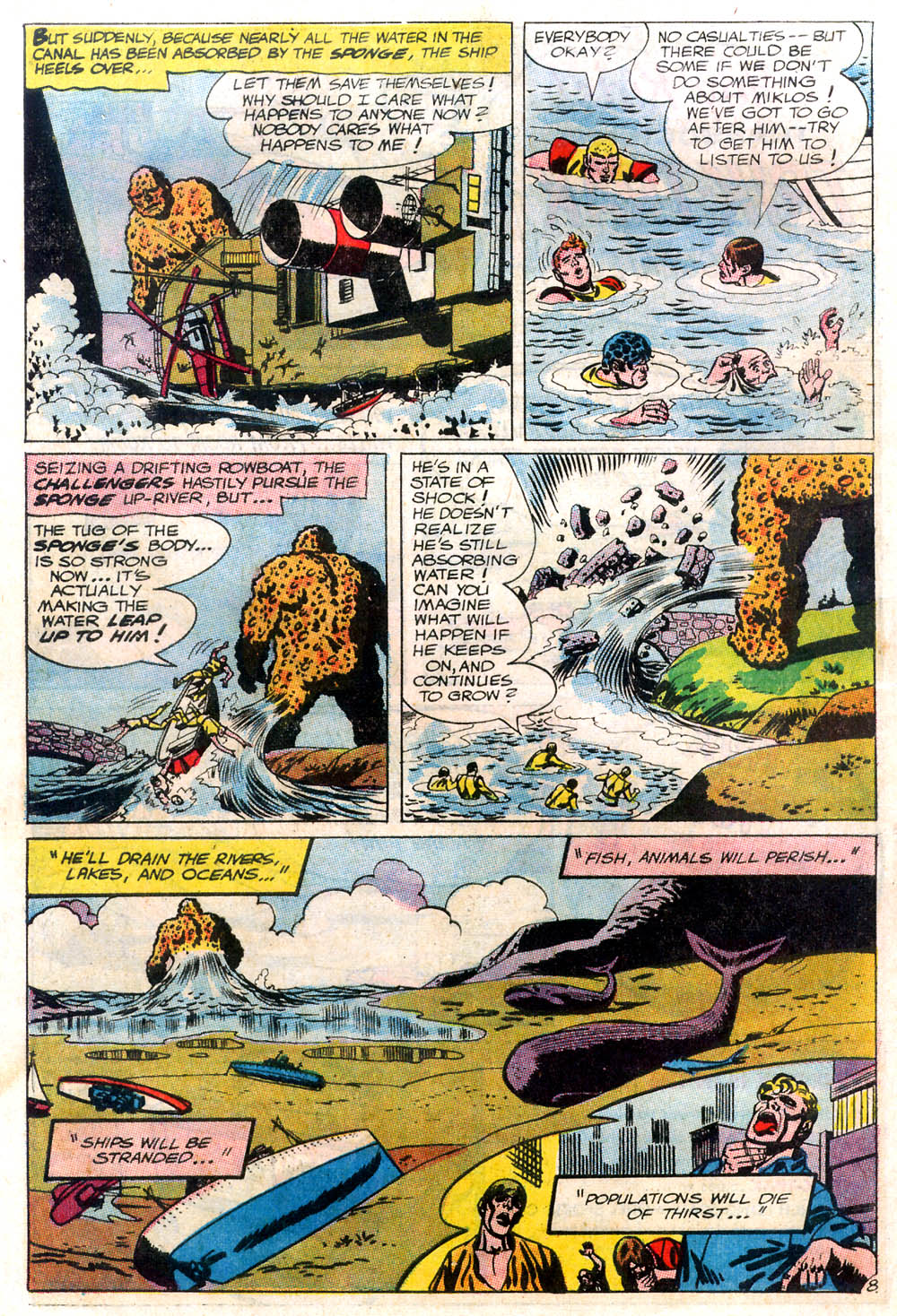 Challengers of the Unknown (1958) issue 47 - Page 9