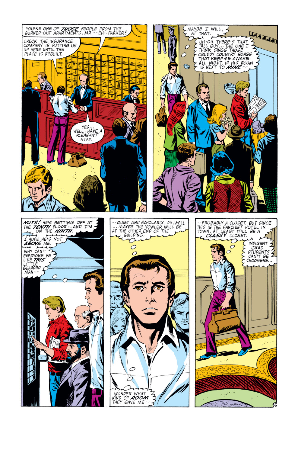 The Amazing Spider-Man (1963) 214 Page 6