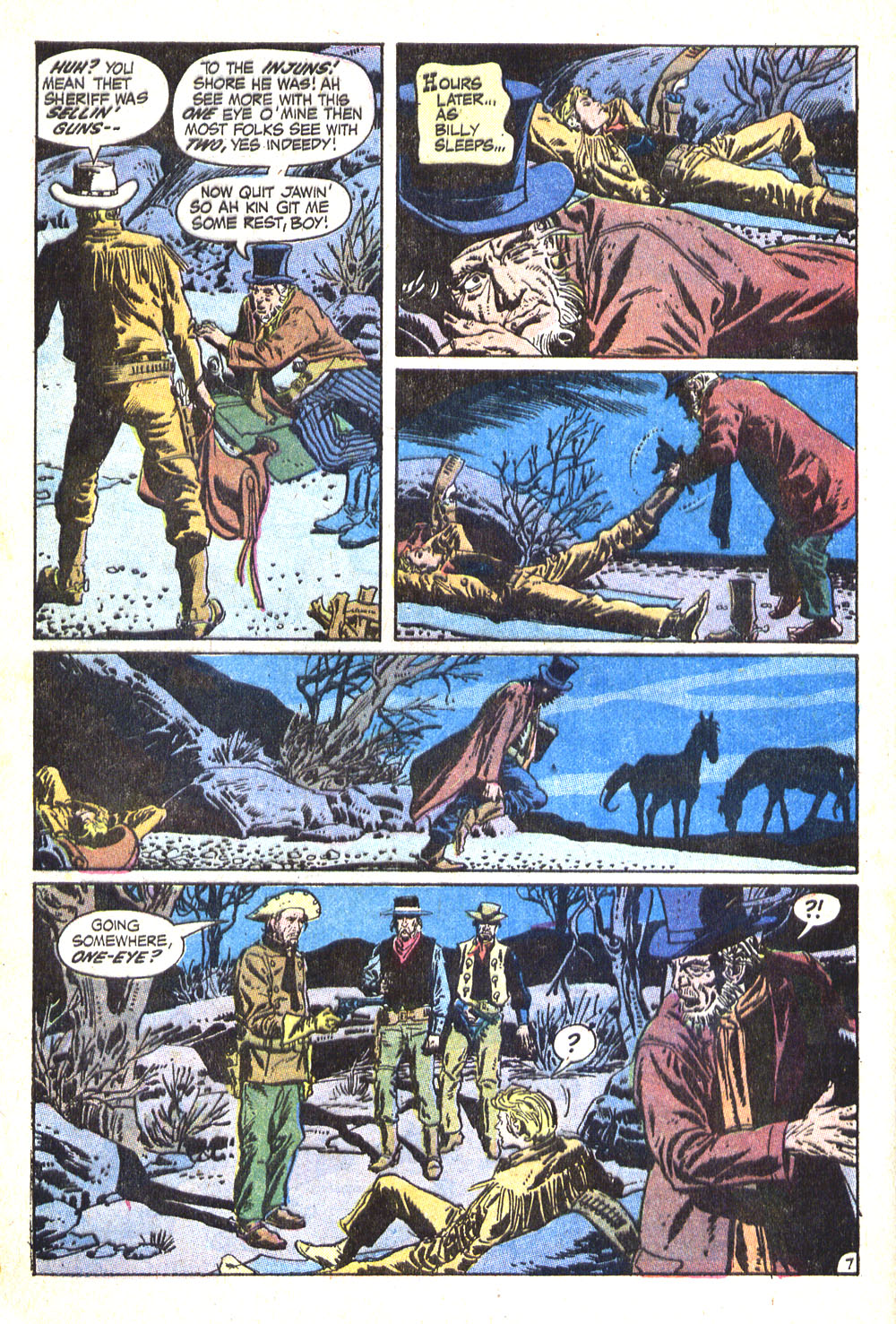 Read online All-Star Western (1970) comic -  Issue #8 - 10