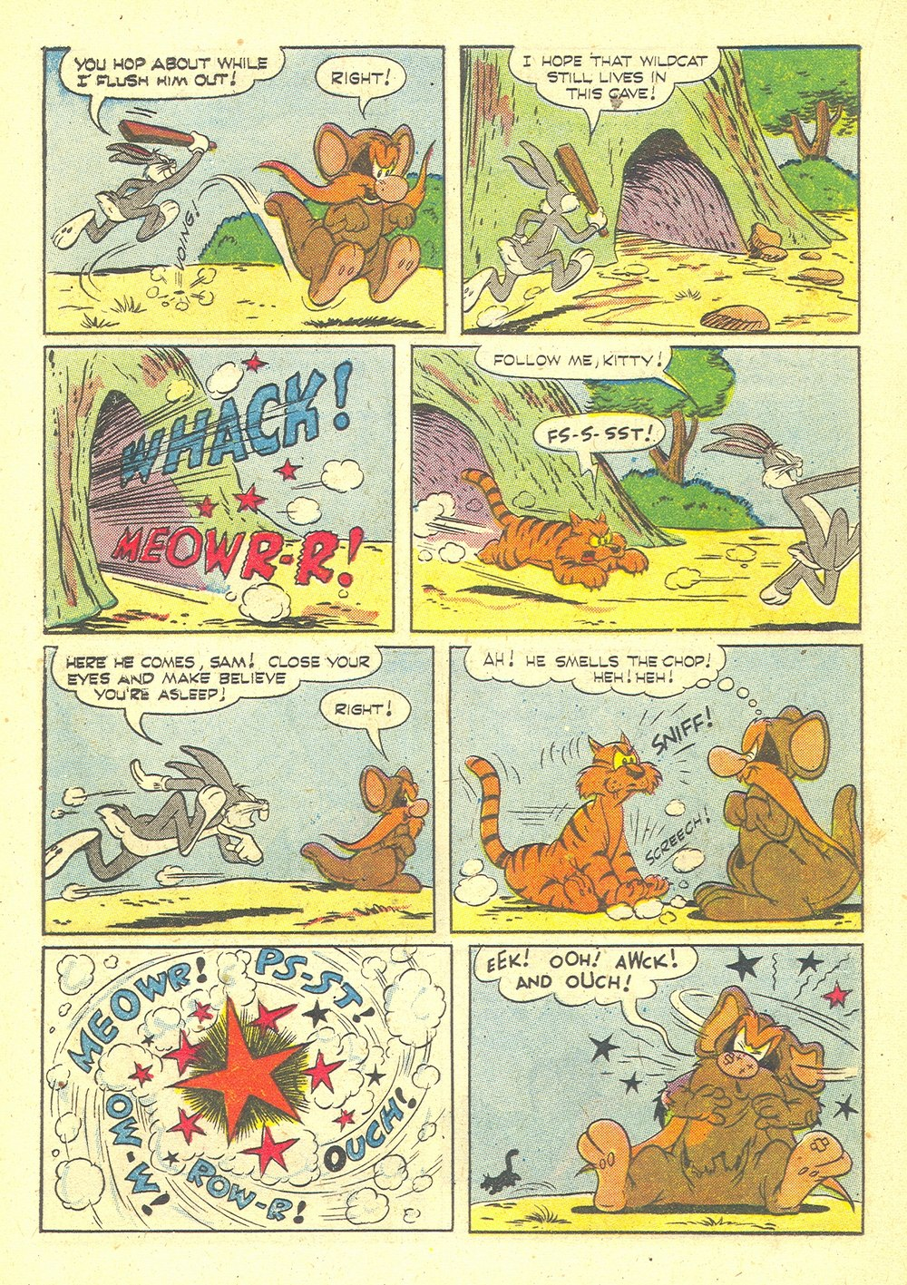 Bugs Bunny (1952) issue 37 - Page 20