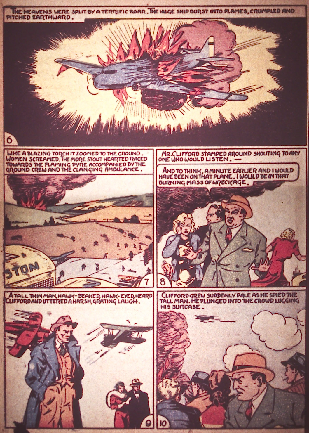 Read online Detective Comics (1937) comic -  Issue #12 - 24
