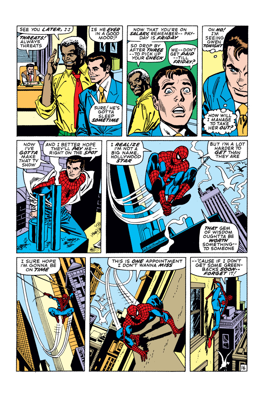 The Amazing Spider-Man (1963) 99 Page 15