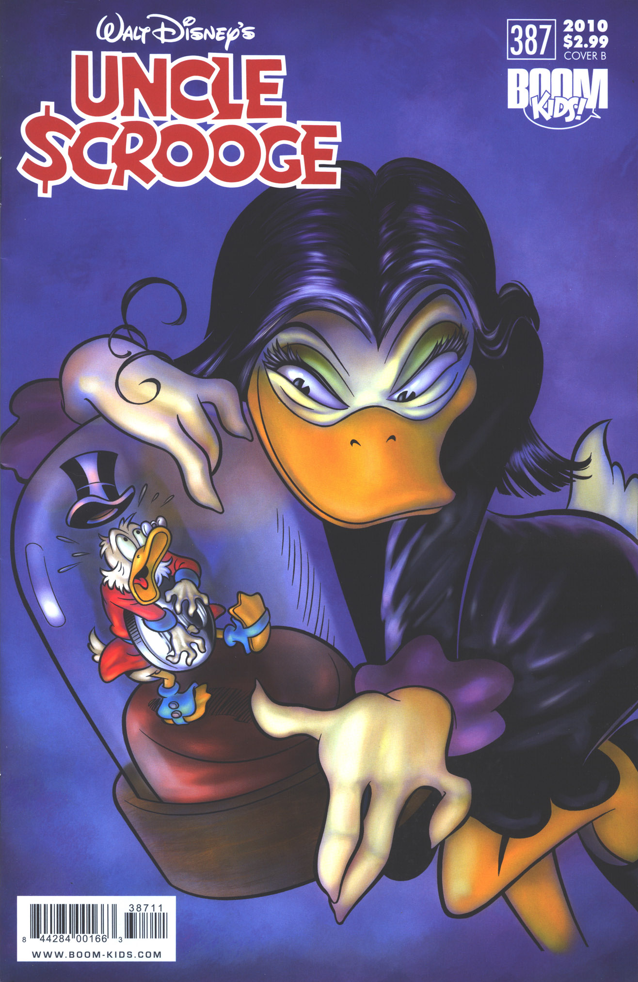 Read online Uncle Scrooge (1953) comic -  Issue #387 - 2