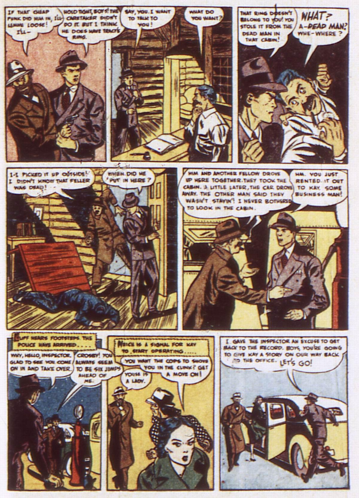 Read online Detective Comics (1937) comic -  Issue #52 - 47