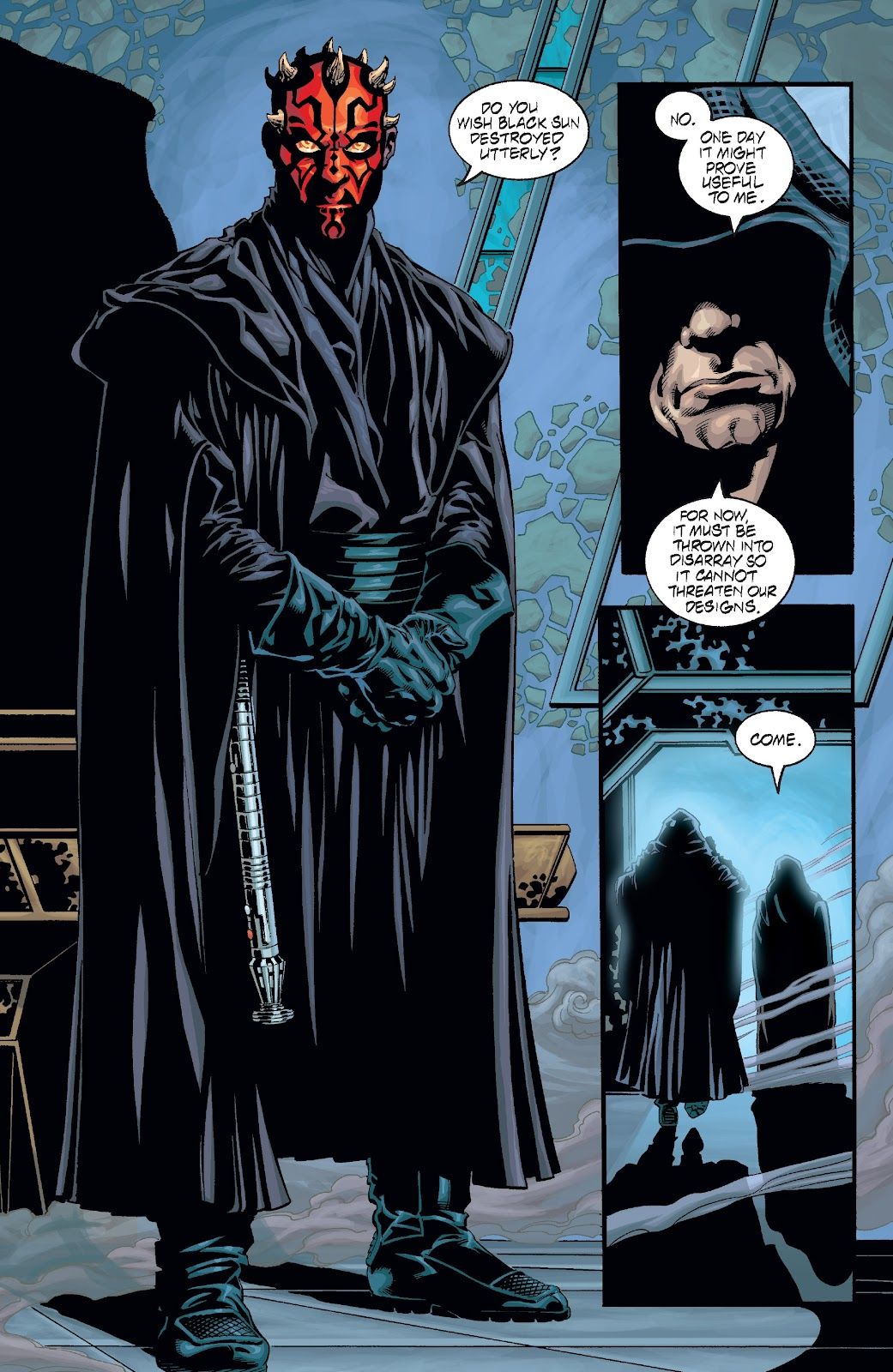 Read online Star Wars Legends: Rise of the Sith - Epic Collection comic -  Issue # TPB 2 (Part 2) - 53