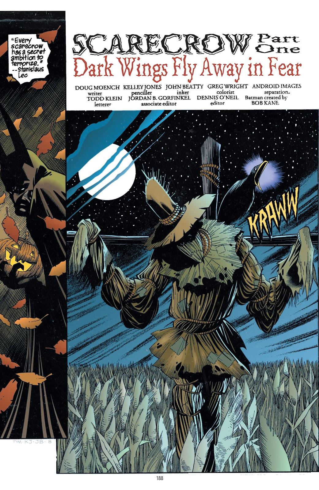 Read online Batman Arkham: Scarecrow comic -  Issue # TPB (Part 2) - 88