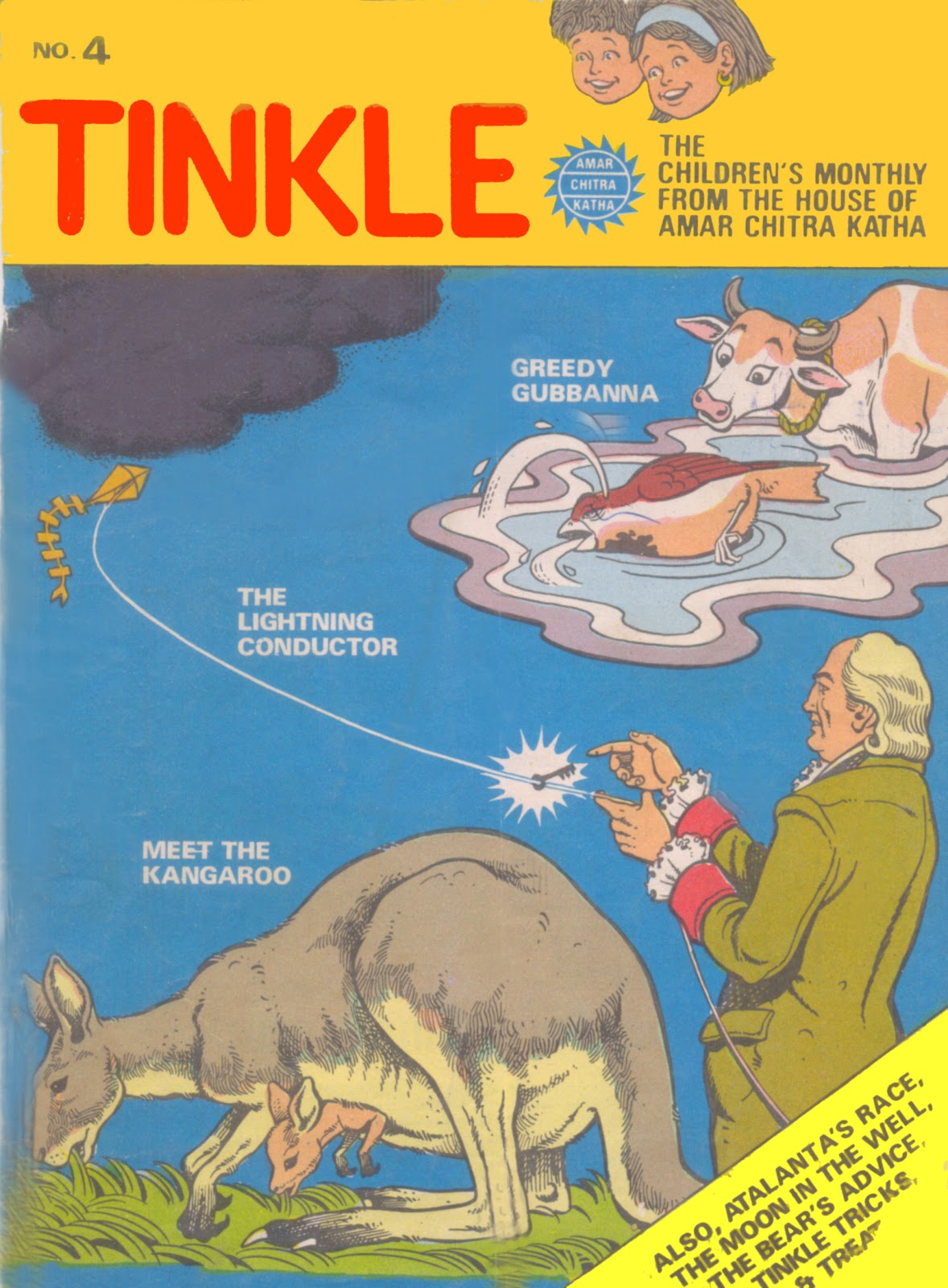 Tinkle 4 Page 1