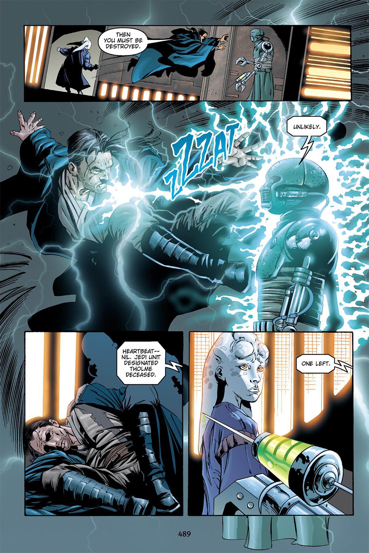 Read online Star Wars Omnibus comic -  Issue # Vol. 15.5 - 206