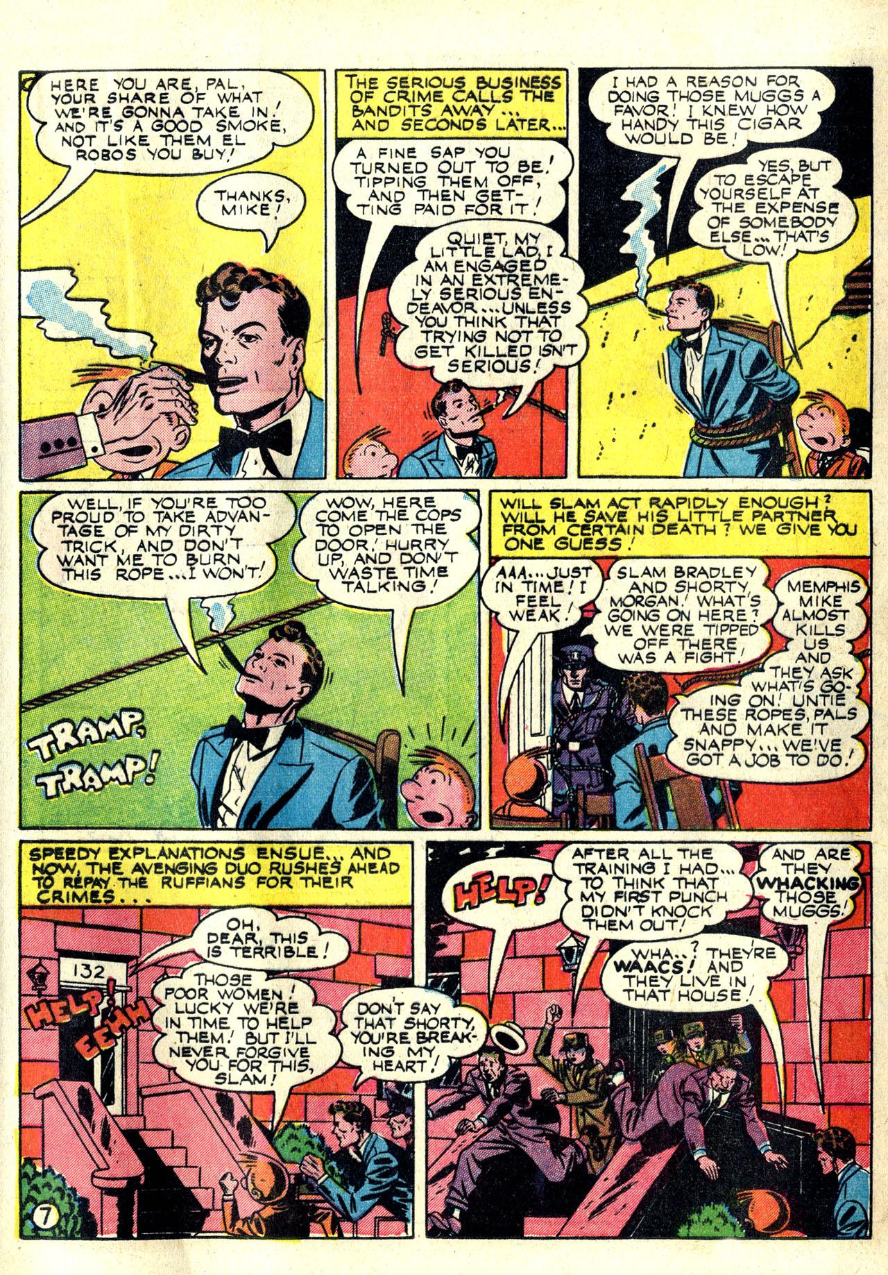 Read online Detective Comics (1937) comic -  Issue #78 - 23