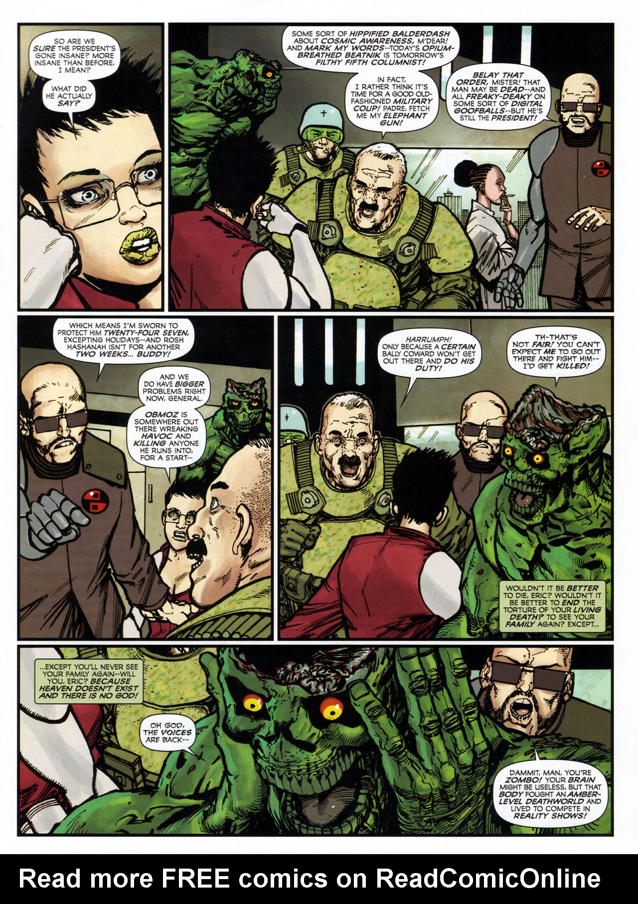 Read online 2000 AD comic -  Issue #1746 - 128
