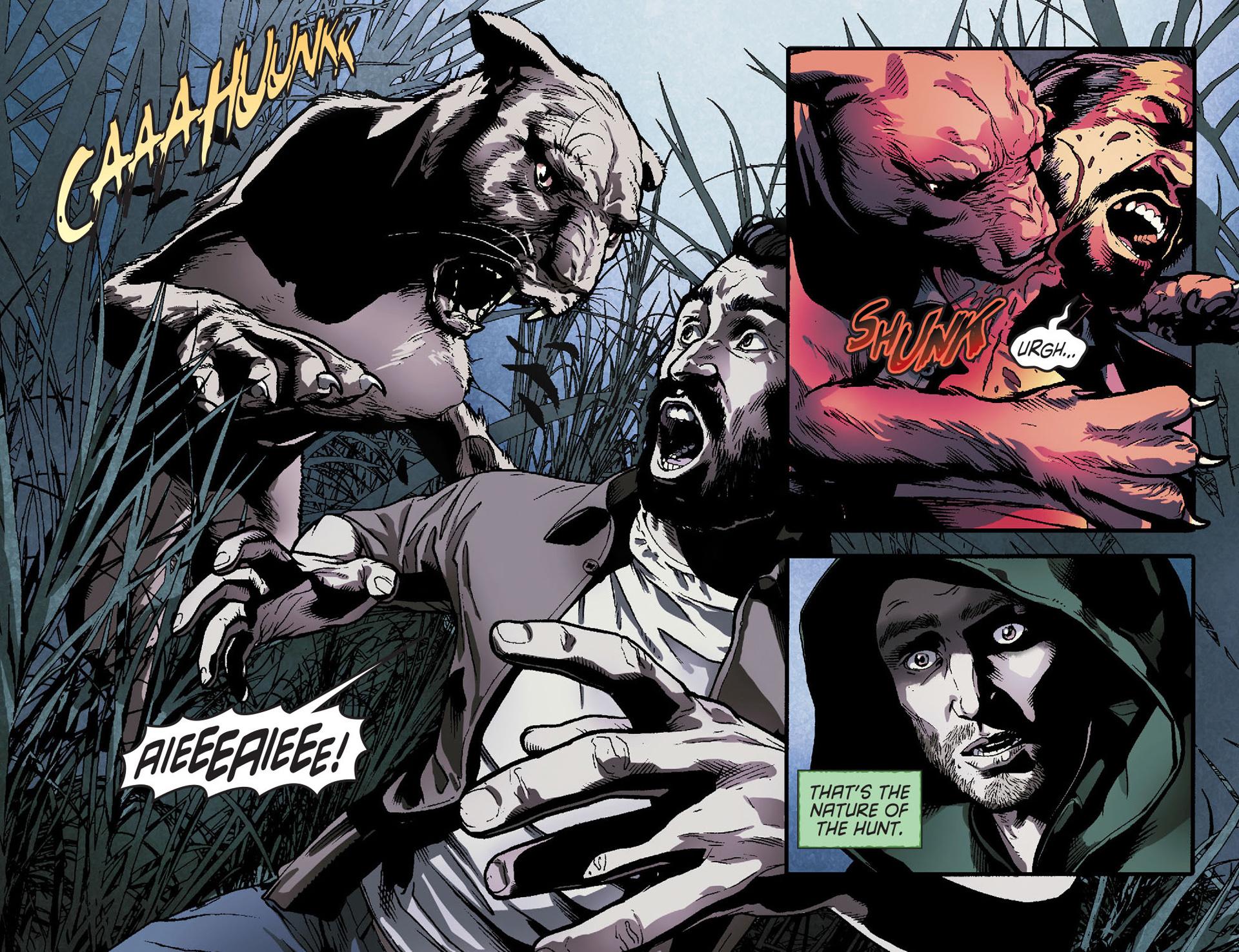 Read online Arrow [II] comic -  Issue #23 - 7
