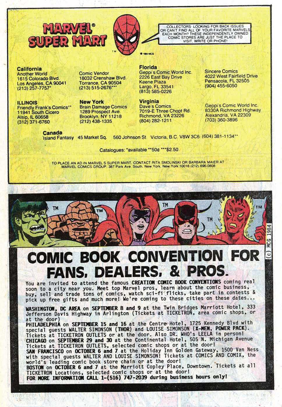 Read online Uncanny X-Men (1963) comic -  Issue # _Annual 8 - 44