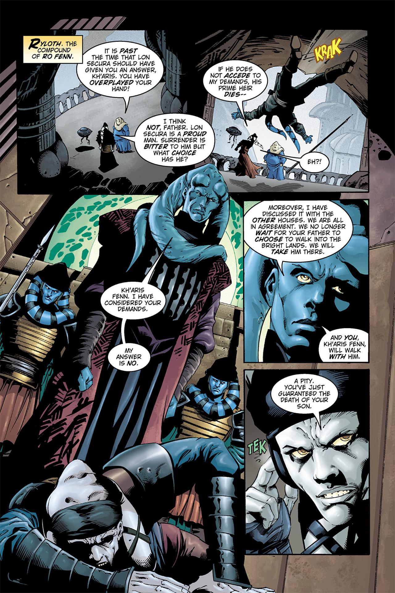 Read online Star Wars Omnibus comic -  Issue # Vol. 15.5 - 203