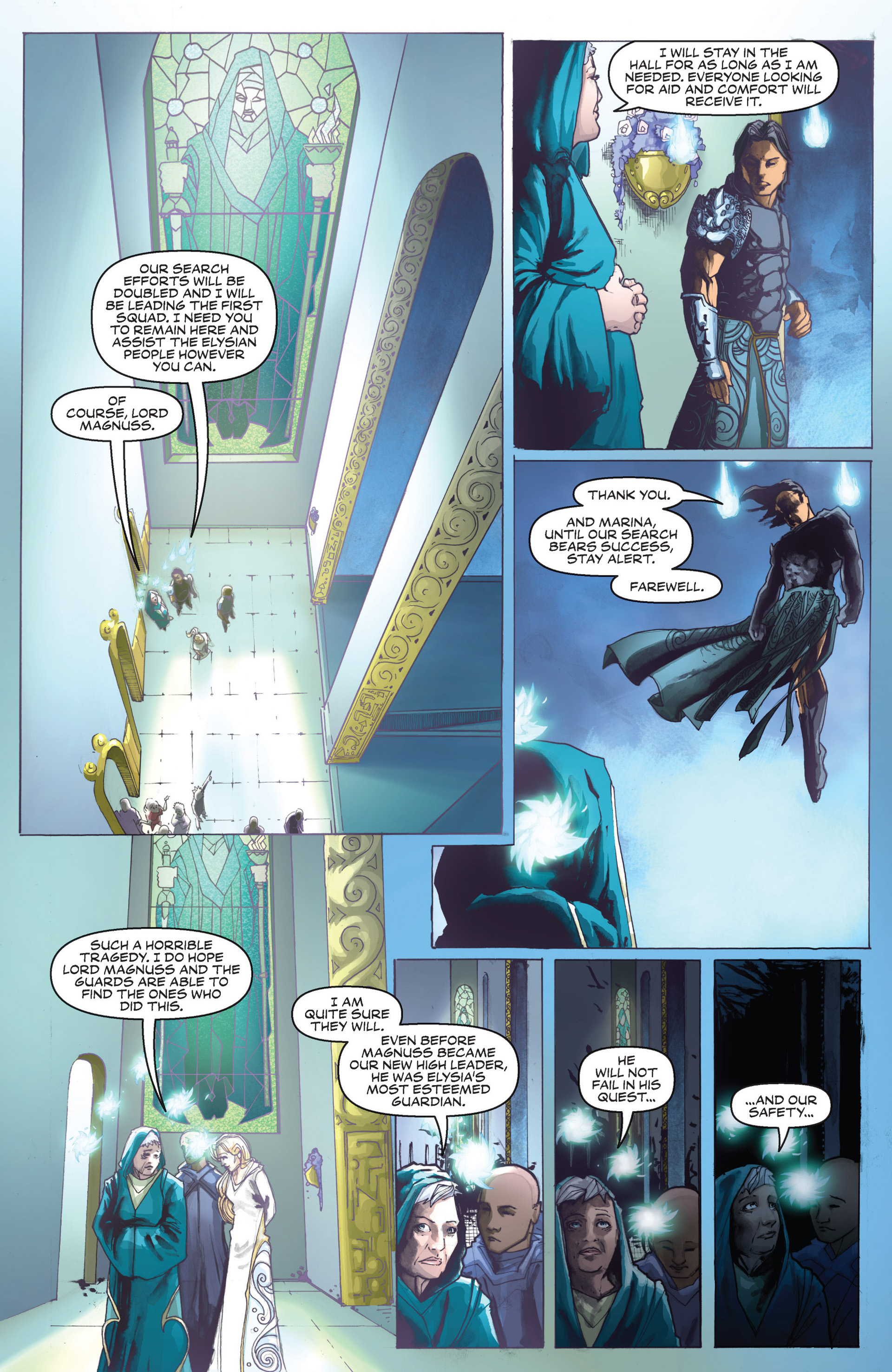 Read online Shrugged (2013) comic -  Issue #2 - 21