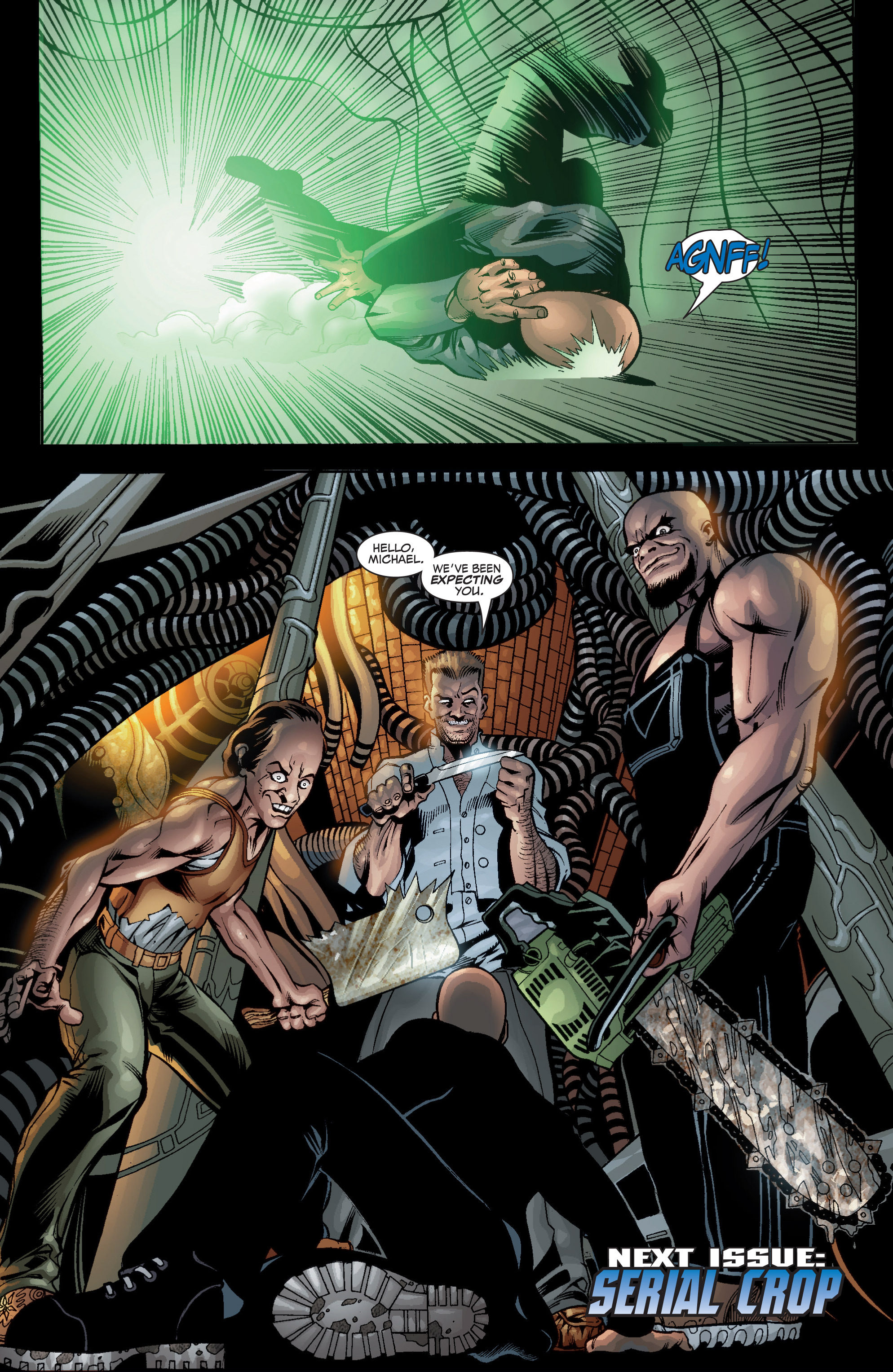 Read online Shadowman (1999) comic -  Issue #3 - 22