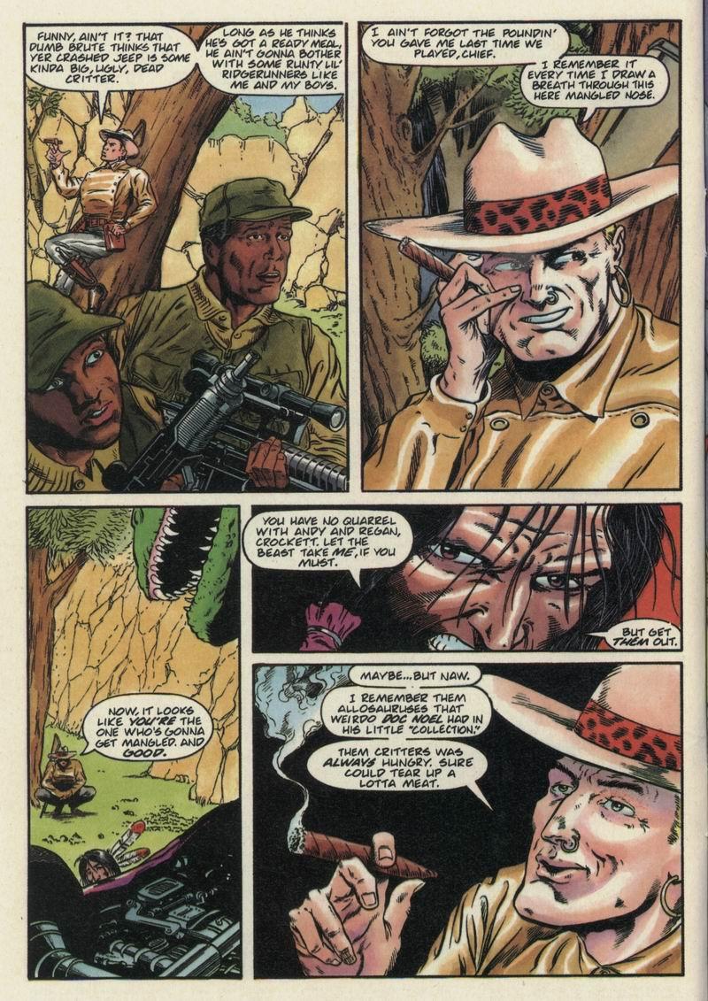 Read online Turok, Dinosaur Hunter (1993) comic -  Issue #21 - 5
