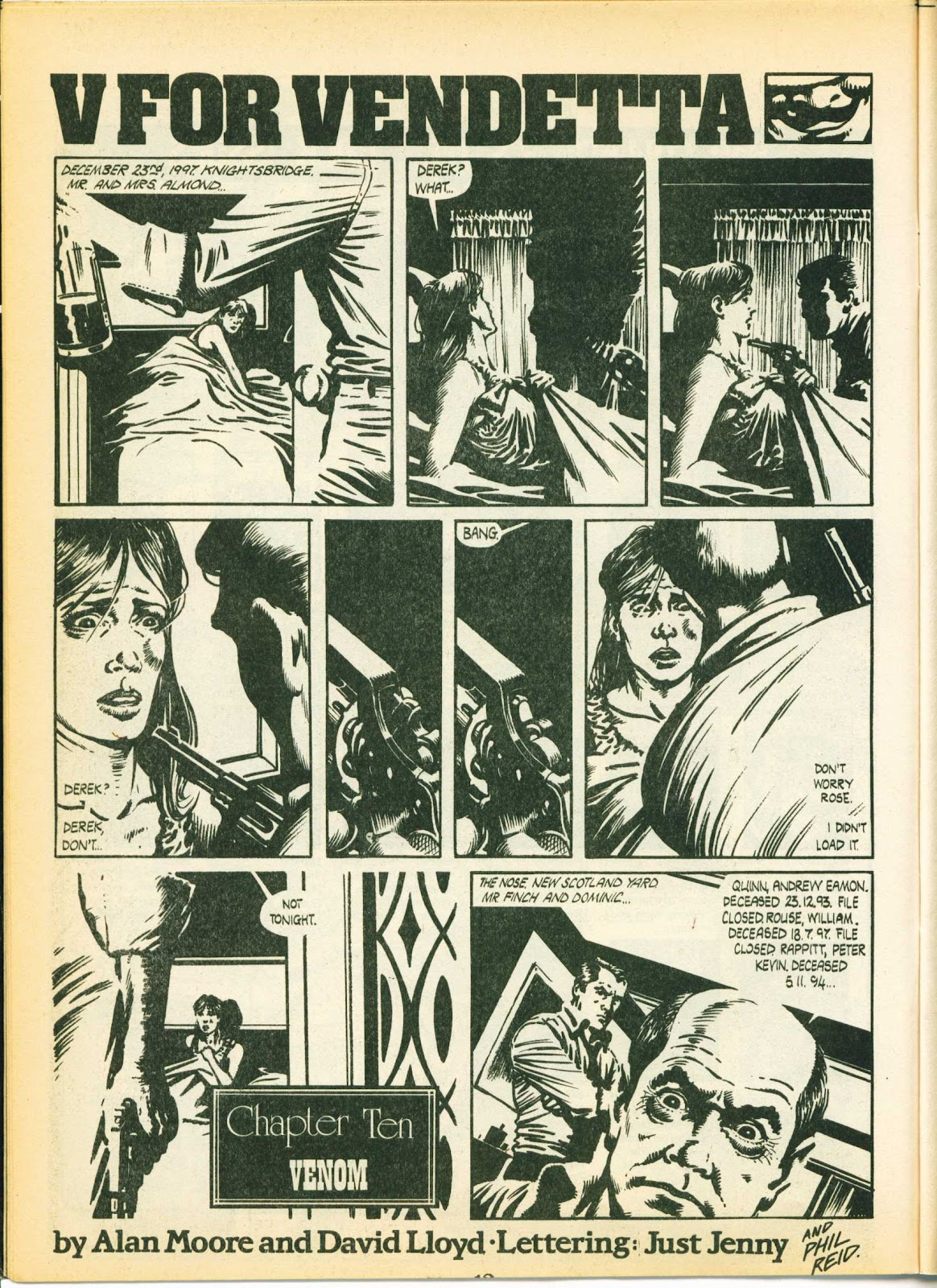 Warrior Issue #10 #11 - English 12